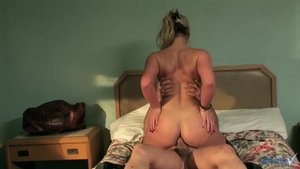 Hard ramming along with stepmom Phoenix Marie