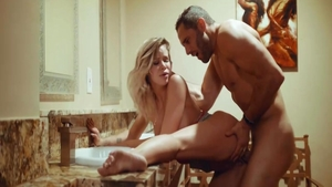 Super hot babe Jessa Rhodes likes nailed rough
