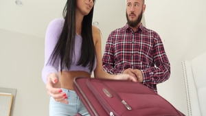 Big tits french babe Anissa Kate finds pleasure in raw fucking