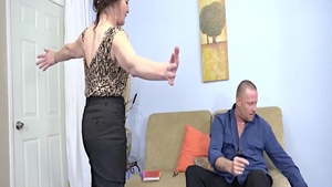 Very hot Mya Lushes blowjobs pussy eating