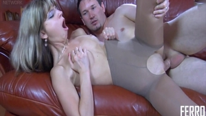 Small tits russian babe Gina Gerson agrees to rough nailing