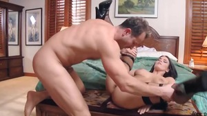 Mackenzee Pierce raw double penetration
