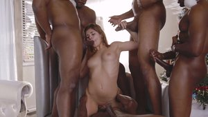 Hottest babe Leah Gotti finds irresistible hard ramming