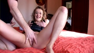 Small tits and skinny slut cowgirl fuck
