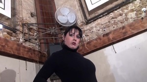 Tattooed french girl fucked all the way