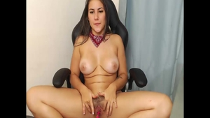 Hard fucking together with colombian girl Jean Val Jean