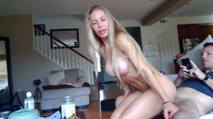 American creampied in HD