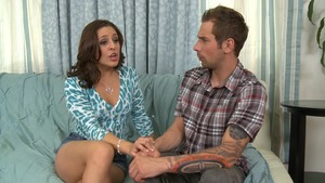 Classy girlfriend Gracie Glam feels like nailed rough