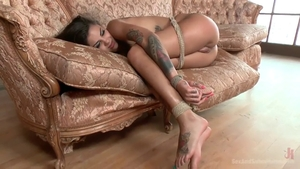 Domination roped starring Bonnie Rotten