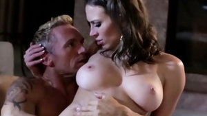 Good fucking with big boobs brunette