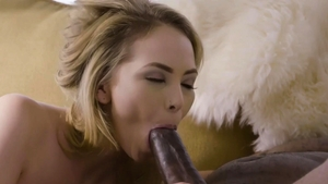 Teen Angel Smalls has a soft spot for sloppy fucking in HD