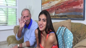 Cute Michelle Martinez doggystyle dirty talking