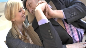 Young mature Molly Bennett has a thing for hard fucking