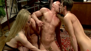 Chad White ass pounded