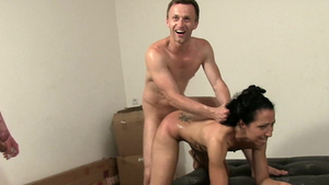 Small tits arab mature Rick Angel agrees to good fuck in HD