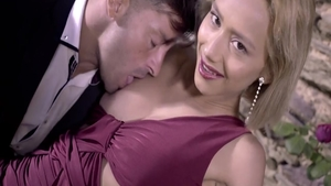 Pussy eating sex scene escorted by horny private Veronica Leal