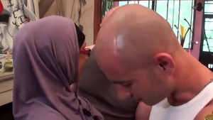 Hardcore real sex with arab babe