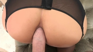 Loud sex in company with nice mature Mike Adriano