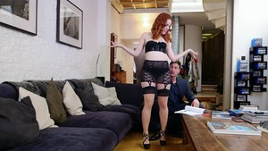 Redhead Amarna Miller agrees to fucking in HD