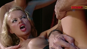 European Lucy Belle double penetration