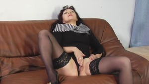 Blowjobs russian in sexy stockings