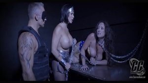 Large tits Summer Day roleplay BDSM