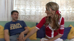 Hardcore sex in the company of perfect teen