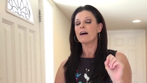 India Summer having fun with big cock stepfather