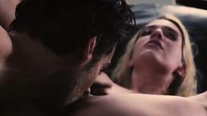 Cute blonde gets a buzz out of plowing hard