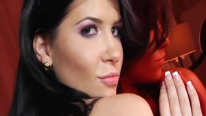 Dirty latina Rebeca Linares goes in for raw fucking