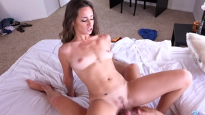 Pussy sex in company with young pornstar Cassidy Klein