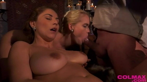 Frida Sante finds dick to fuck