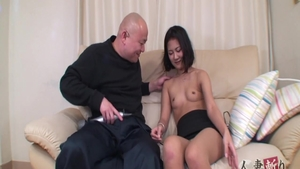 Fucked in the ass horny asian