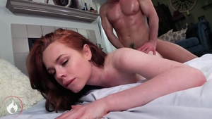 Redhead helps with real fucking