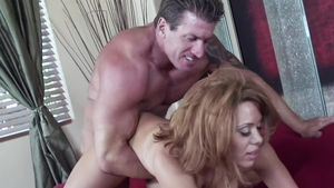 Hawt Sienna West & Lee Stone hard cum in mouth