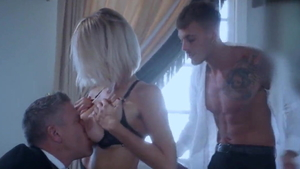 Very sensual married babe fucks with Mick Blue