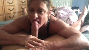 Muscled blonde hair need raw sex in HD