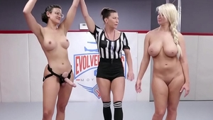Rough fingering escorted by London RIver & Penny Barber