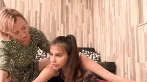 Russian MILF has a thing for plowing hard in HD
