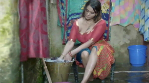Hottest Indian MILF finds pleasure in nailed rough HD