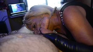 Brandi Love rough doggy fucks sex tape