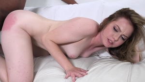 Plowing hard with big boobs bisexual Britney Light