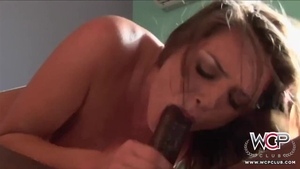 Young couple Tori Black POV deepthroat doggy
