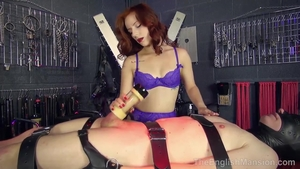 Redhead wishes for hard fucking