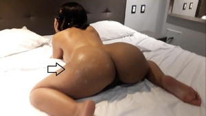Colombian creampied