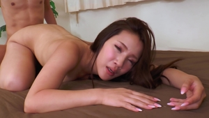 Hairy japanese mature goes for uncensored fucking hard HD