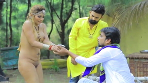 Naked busty hindi hotwife nudist humiliation in public HD