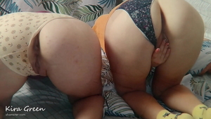 POV nailed rough accompanied by stepsister