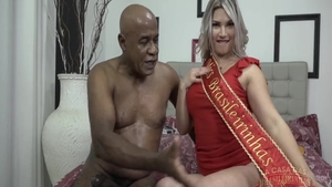 Amateur being fucked by BBC