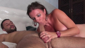 Amateur Caroline Tosca double penetration